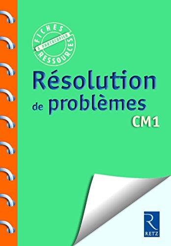 """""""résolution de problèmes ; CM1"""": Pierre Higelé"""