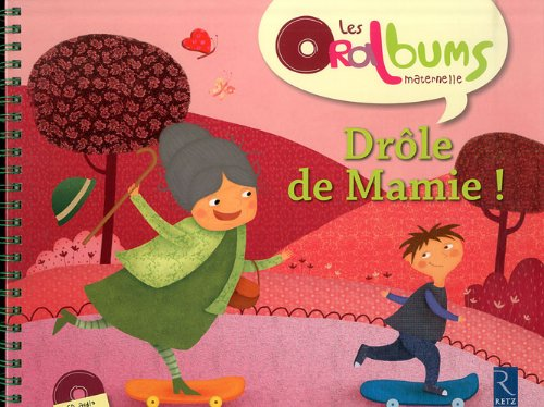 Drôle de Mamie ! (1CD audio) (French Edition): Collectif