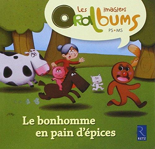 9782725630250: Le Bonhomme en Pain d'Epices - cartes pédagogiques liée à l'album