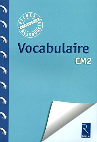 Vocabulaire CM2: Catherine Vialles