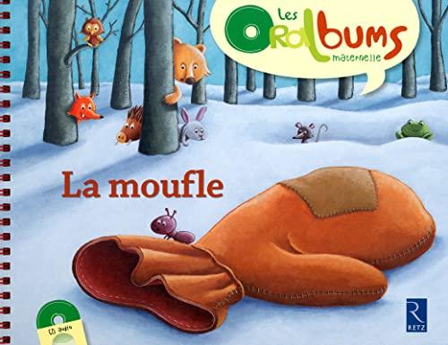 9782725631974: La moufle (1CD audio)