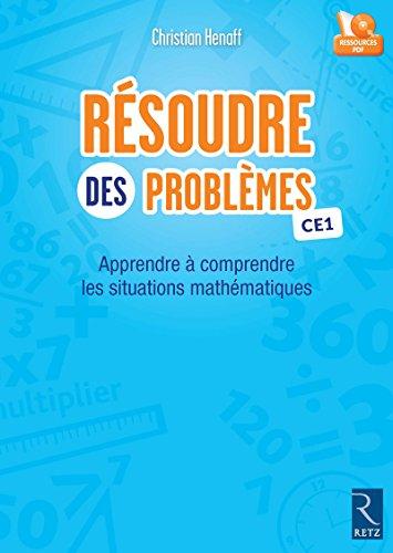 Résoudre des problèmes mathématiques (1CD audio): Christian ...
