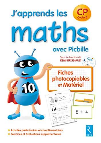 J'apprends les maths avec Picbille CP