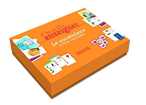 Boite outils pour enseigner le vocabulaire a l'ecole maternelle