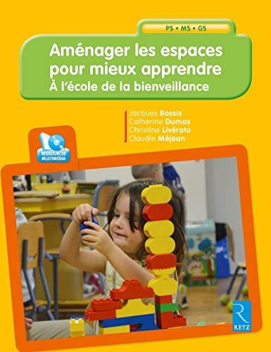 9782725633510: Am�nager les espaces pour mieux apprendre (+ CD-Rom )