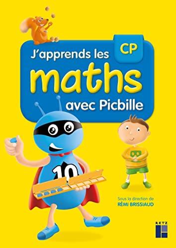 9782725634715: J'apprends les maths CP avec Picbille : Programmes 2016