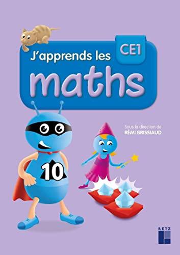 J'apprends les maths CE1 - Livre de: Pierre Clerc; André