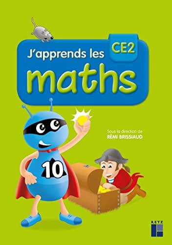 J'apprends les maths CE2 2016 (nouvelle édition: Pierre Clerc; André