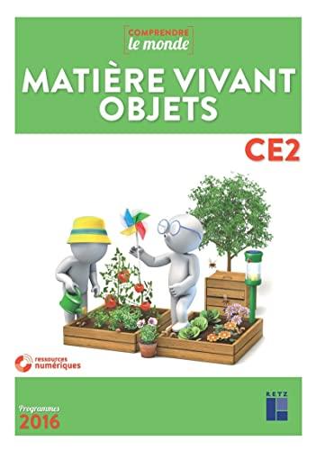 9782725635774: Matière, Vivant, Objets CE2 (+ CD-Rom)