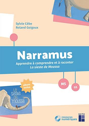 9782725635859: Narramus : La sieste de Moussa (+ album et CD-Rom)