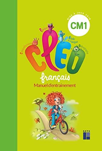 9782725637884: CLÉO Manuel d'entrainement CM1 + aide-mémoire - ÉDITION 2019