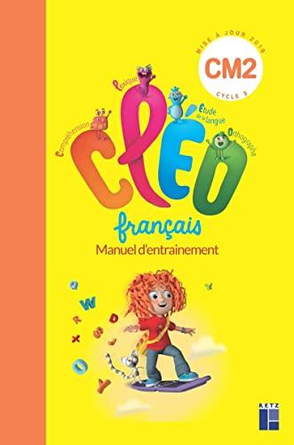 9782725637907: CLÉO Manuel d'entrainement CM2 + aide-mémoire - ÉDITION 2019