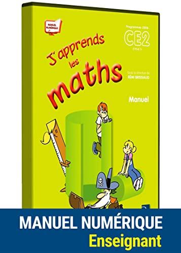 J'apprends les maths CE2 - Manuel de l'élève