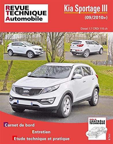 9782726801116: KIA Sportage III Diesel