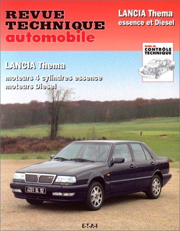 Rta 081.9 Lancia Thema 84-93: Etai