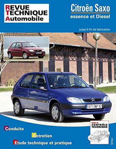 9782726810613: Rta 106.1 Citroën saxo essence et diesel (96->f.fab)