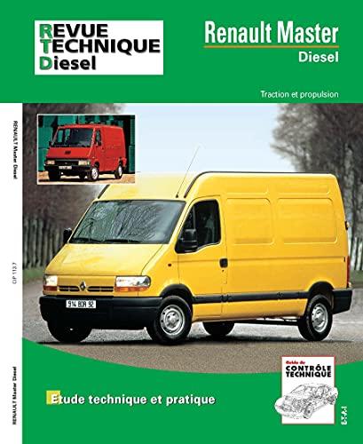 Rta 113.7 Renault master diesel 1980-2000