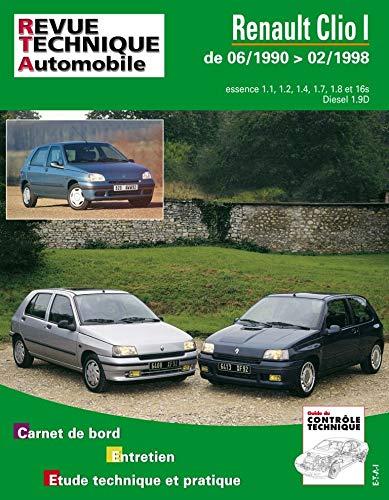 9782726811511: Rta 115.1 Renault Clio Essence et Diesel (French Edition)