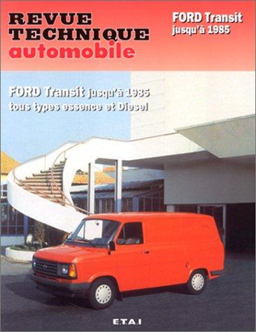 9782726831441: Revue Technique Automobile, numéro 314.5. Ford Transit essence et diesel