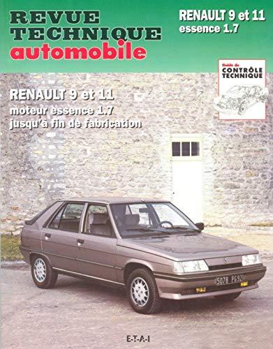 Rta 443.4 Renault 9 et 11 (moteur: Etai