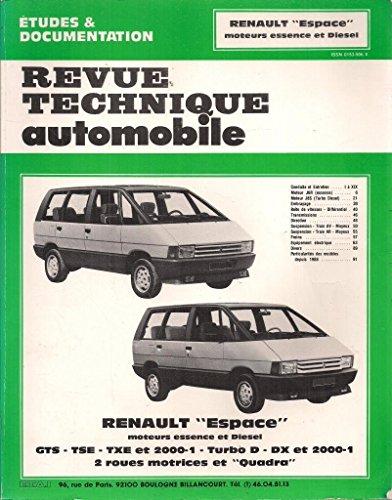 9782726848425: Revue technique automobile. renault