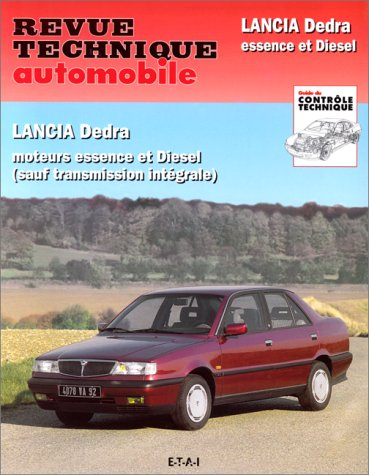 Revue Technique Automobile, N° 535.3 : Lancia: Etai