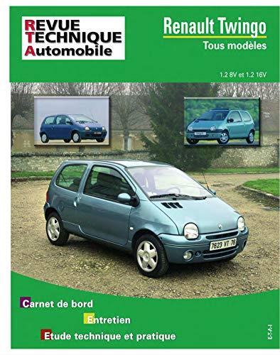 9782726855829: Rta 558.6 Renault twingo (93-2004)