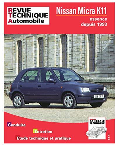 9782726857212: Rta 572.1 Nissan Micra 93-95
