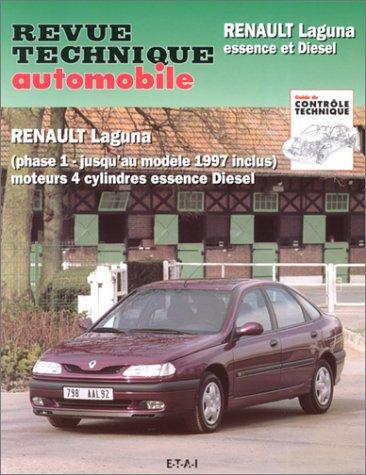 9782726857410: Rta 574.2 Renault laguna eetd 94/97 phase 1 td