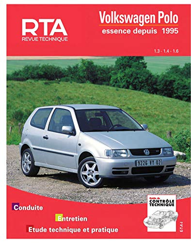 9782726857915: Rta 579.2 Vw Polo 95-99 (French Edition)