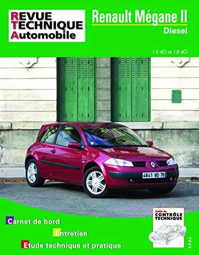 9782726866818: Rta 668.1 Renault Megane 2 Diesel Depuis 09/02