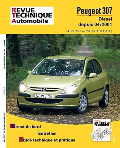 Rta 678.1 Peugeot 307 Hdi Depuis 04/2001: Collectif