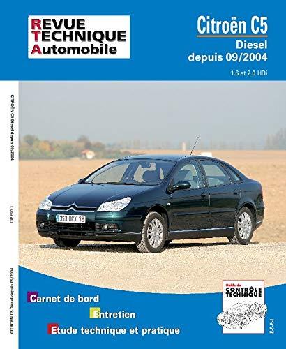 Rta 690.1 Citroën C5 1.6 et 2.0: Etai