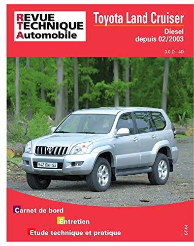 9782726869611: Rta 696.1 Toyota Land Cruiser d-4d 165 02/2003
