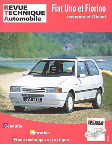 9782726871416: Rta 714.1 fiat uno essence et diesel