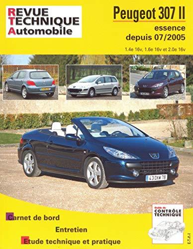 9782726871461: Rta B714.6 Peugeot 307ii + Cc 06/05> Ess 1,4/1,6/2,0
