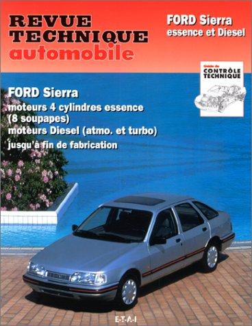 9782726871614: Rta 716.1 ford sierra 4 cyl. es (8 soupapes), moteurs Diesel et turbo Diesel