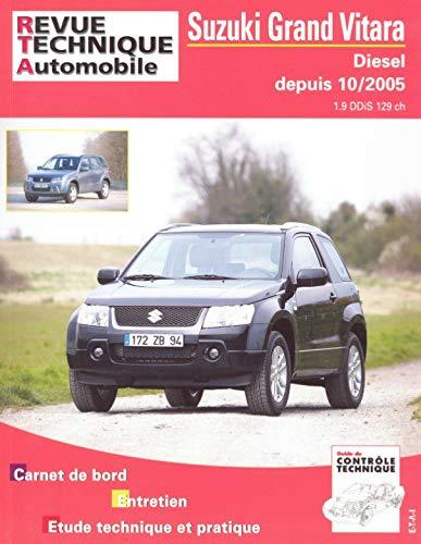 9782726871768: Rta B717.6 Grand Vitara 4cyl. Ess et Dies (90/97) (French Edition)