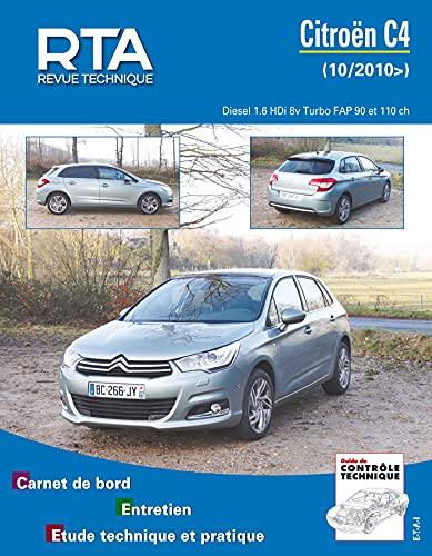 Rta B759 Citroën C4 II 1.6 Hdi: Etai