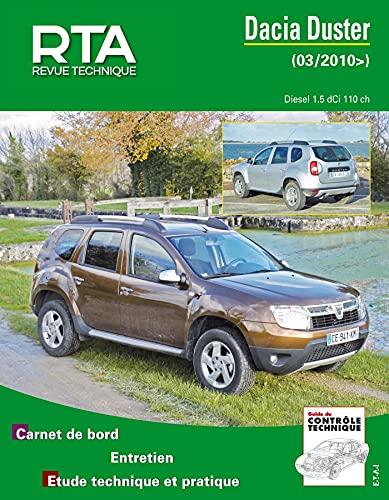 9782726876954: Rta B769 Dacia Duster 1.5 dci 110ch