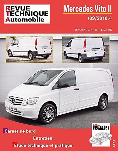 9782726877951: Mercedes Vito II Diesel 2.2 CDI 110, 113 et 116