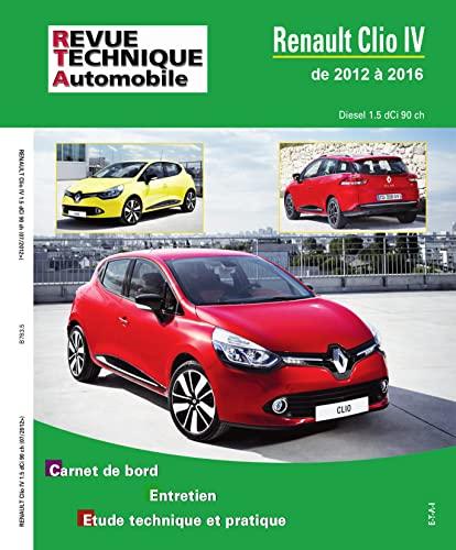 9782726878354: Rta b783 Renault Clio IV 2012-07
