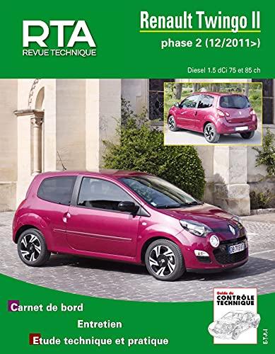 9782726878552: Rta b785 Renault Twingo II ph.2 2011-12->