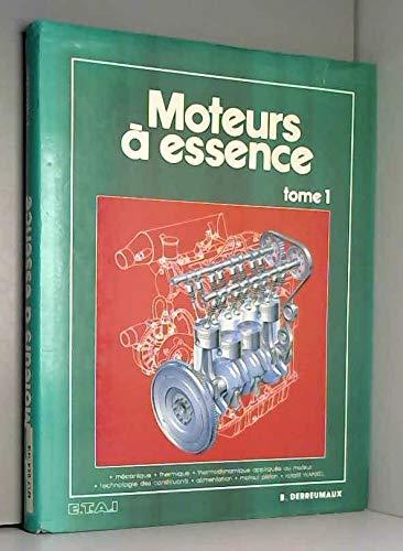 9782726880357: Moteurs à essence, tome 1