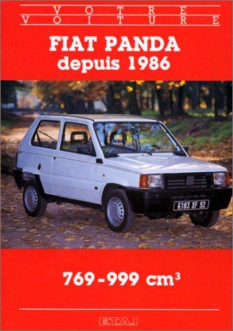 9782726881286: Votre Fiat Panda, moteurs 770 cm3, 999 cm3, moteurs Fire