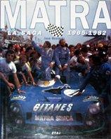 9782726883013: Matra : La saga, 1965-1982