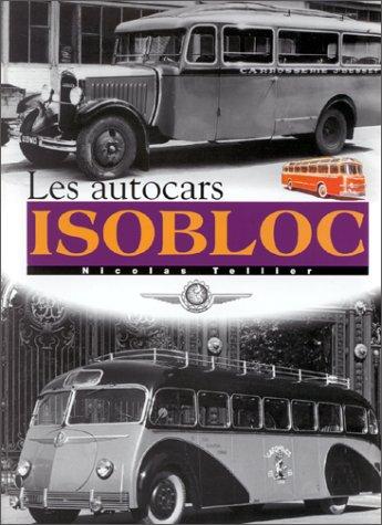 9782726884119: Les autocars Isobloc