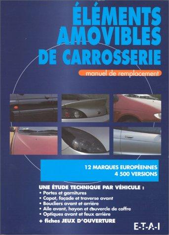 9782726884188: elements amovibles de carrosserie