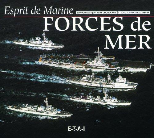 9782726885406: Esprit de Marine : Forces de mer
