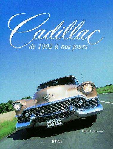 9782726886007: Cadillac de 1902 à nos jours